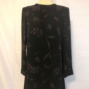 Jones New York 100% Silk Dress
